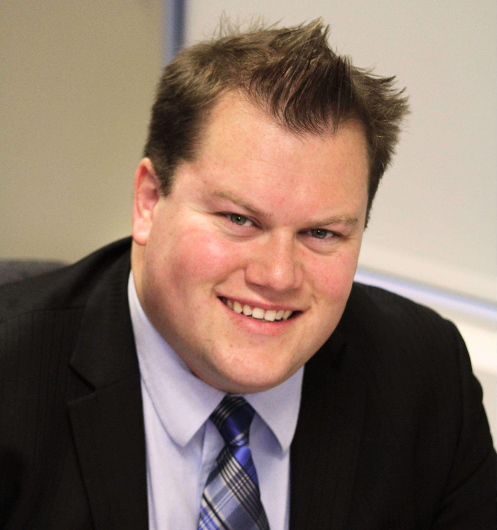 Foundation Board Member smiling