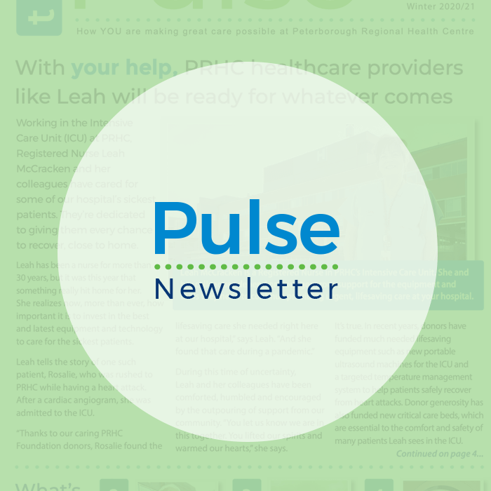 Icon for Pulse Newsletter