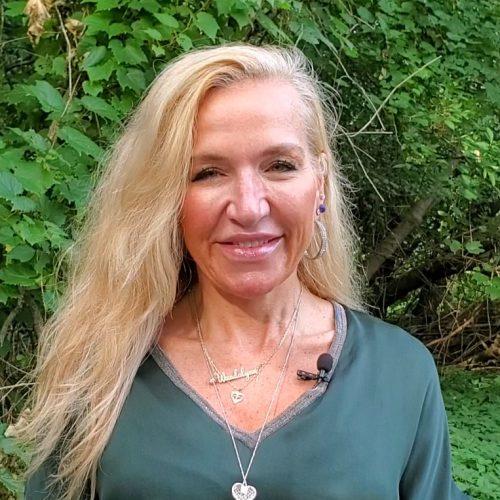 Grateful patient Wanda Bergshoeff