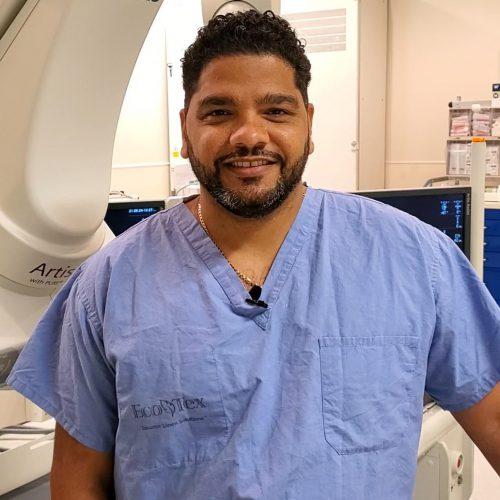 PRHC Interventional Radiologist Dr. Fady Abdelsayed
